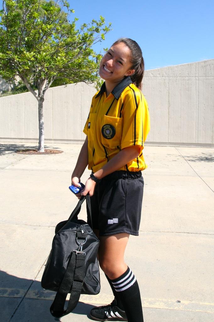 Cute Referee