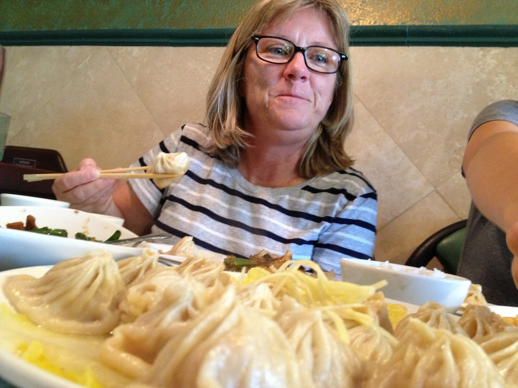 Pam and Dumplings